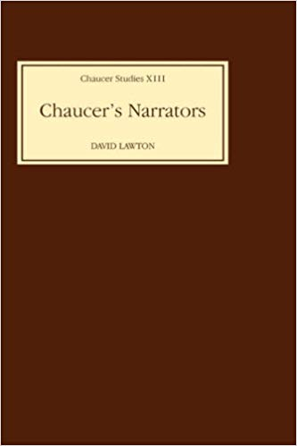 Chaucer's Narrators (Chaucer Studies)