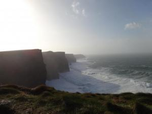 The Cliffs of Moher in Ireland. Photo by Beatrice Gantzer.
