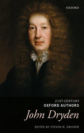 John Dryden: Selected Writings