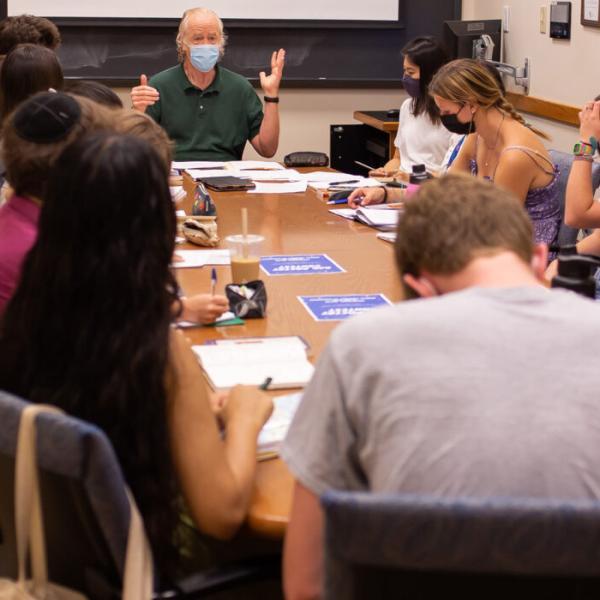 Bucking the trend: WashU English major enrollment rises for three straight years