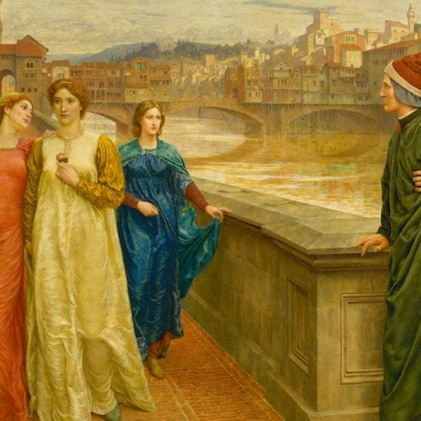 """Mary Jo Bang Wonders Why It Takes So Long to Meet Beatrice in Dante's """"Inferno"""""""