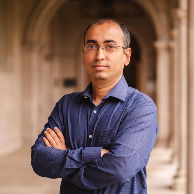 Headshot of Anupam Basu