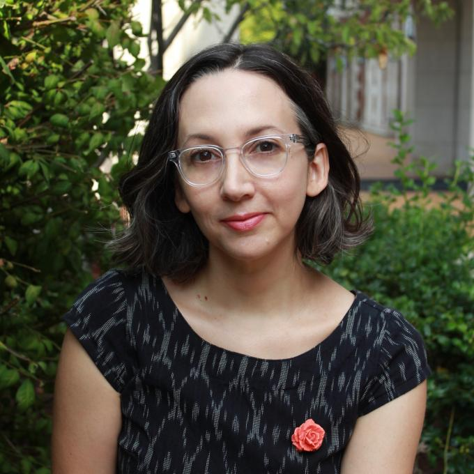 Headshot of Danielle Dutton