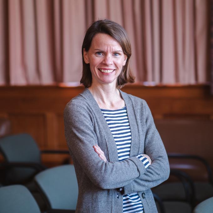 Headshot of Heather McPherson